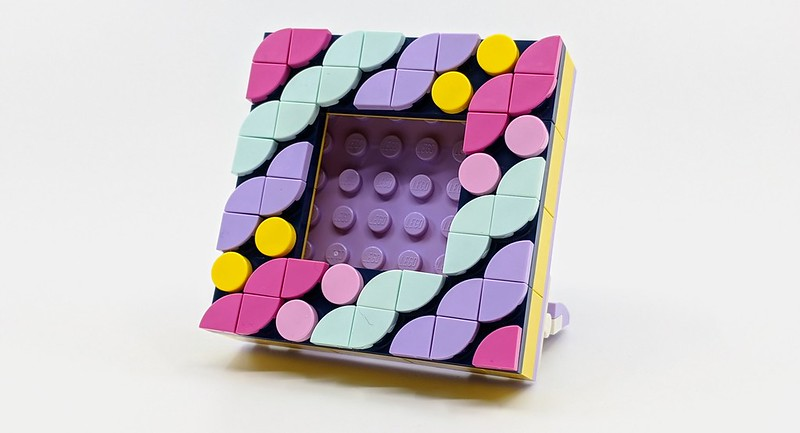 LEGO DOTS Mini Frame GWP Review