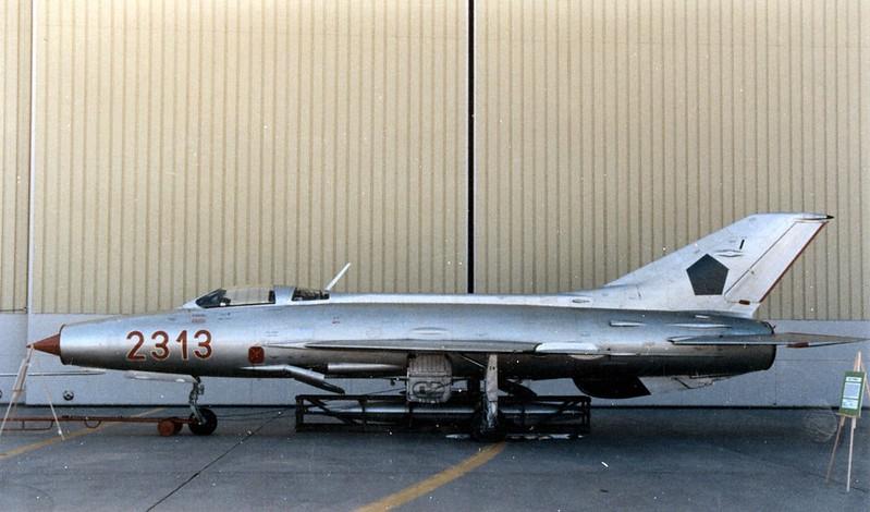 MiG-21F-F-13 Fishbed 2