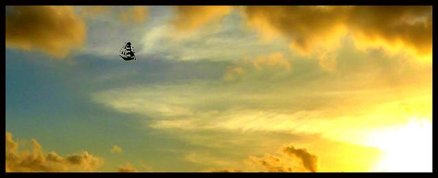 Kite or Peter Pan ?
