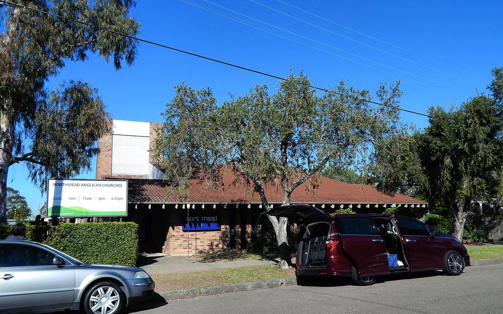 Northmead Anglican Church, Northmead, Sydney, NSW.