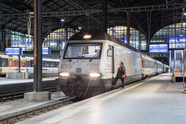 SBB Re 460 113 Basel SBB