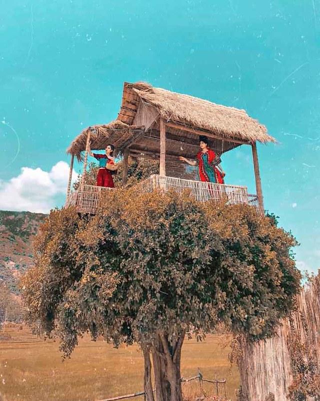 Phượt Hot - Phim trường Du Long điểm phượt mới ở Ninh Thuận (34)
