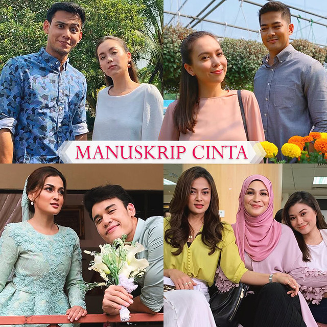 Manuskrip Cinta di TV Okey