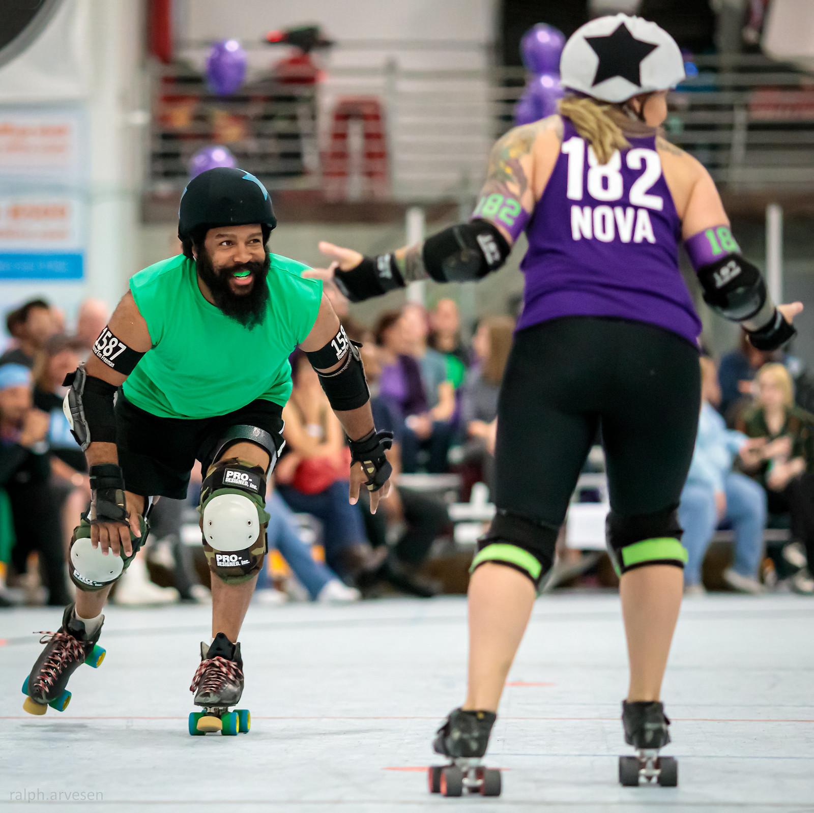 Austin Roller Derby | Texas Review | Ralph Arvesen