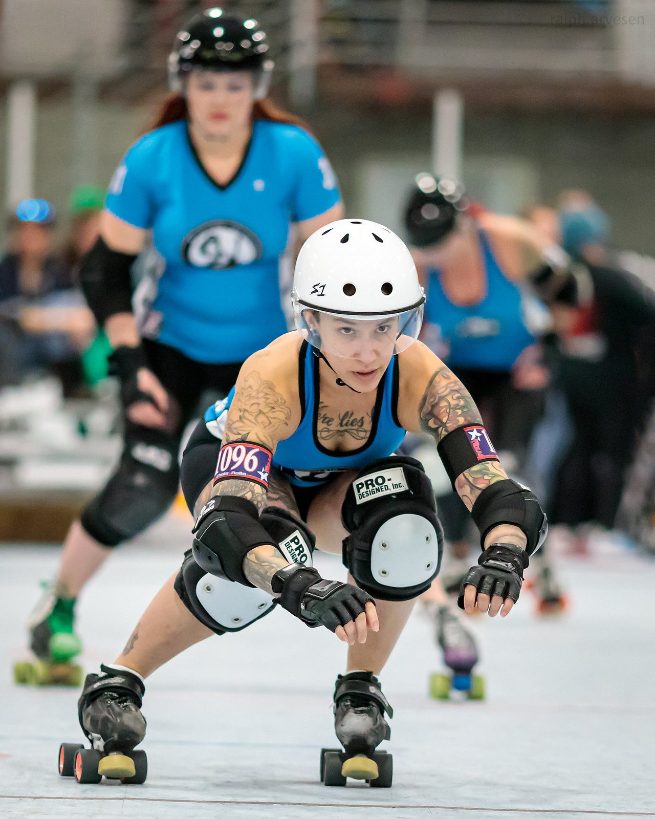 Austin Roller Derby | Texas Review | Ralph Arvesen