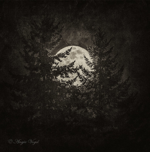 Full Moon Art