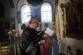 11.03.2020 | Литургия Преждеосвященных Даров в Покровском соборе