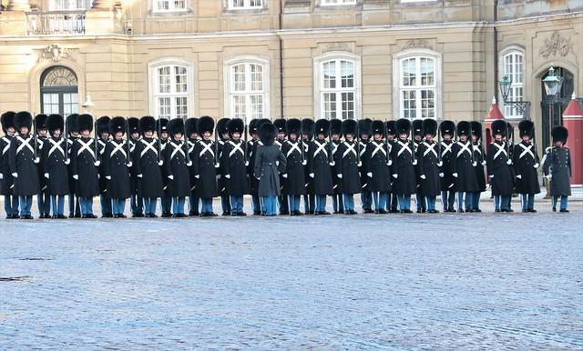 Royal Life Guard, Copenhagen
