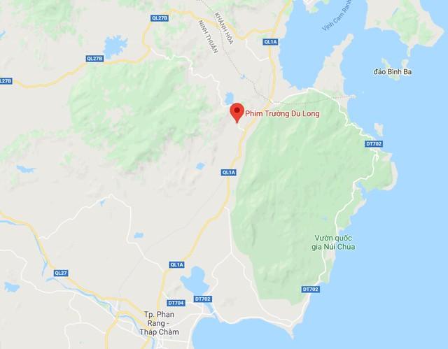 Phượt Hot - Phim trường Du Long điểm phượt mới ở Ninh Thuận (28)