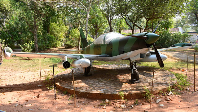SIAI-Marchetti SF.260TP c/n 677/60-005 Sri Lanka Air Force serial CT128