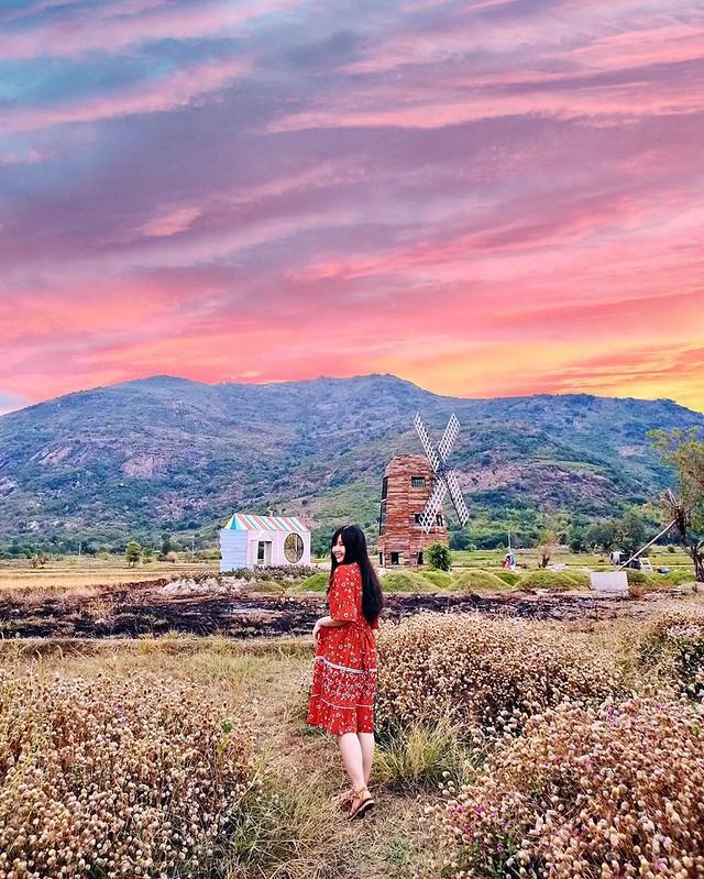 Phượt Hot - Phim trường Du Long điểm phượt mới ở Ninh Thuận (16)