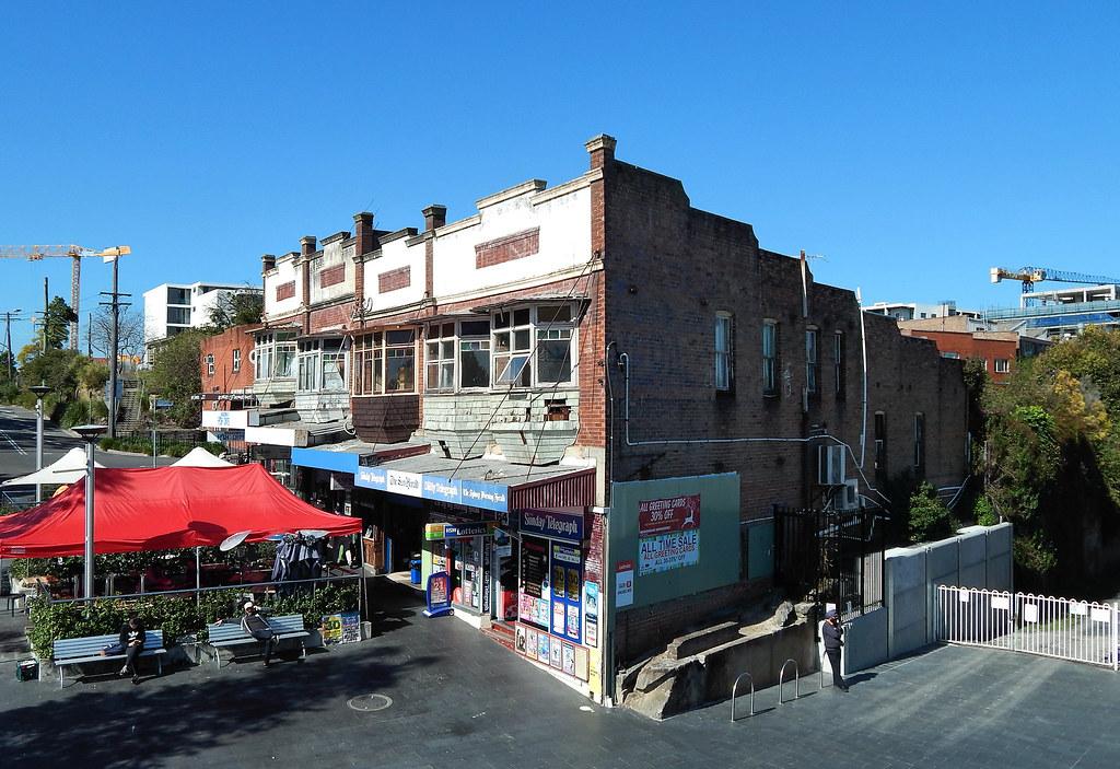 Shops, Meadowbank, Sydney, NSW.