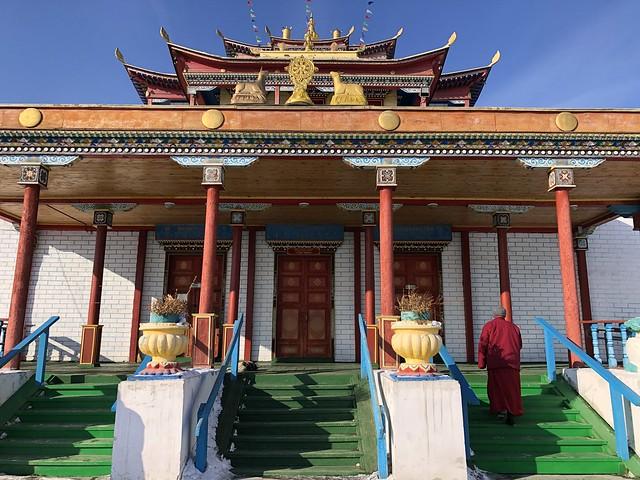 Templo de Ivolginsky Datsan