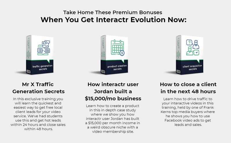 Interactr Evolution OTO
