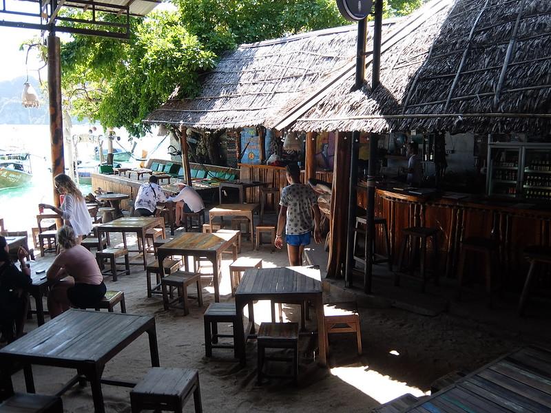 Пхи Пхи Дон - Ресторан