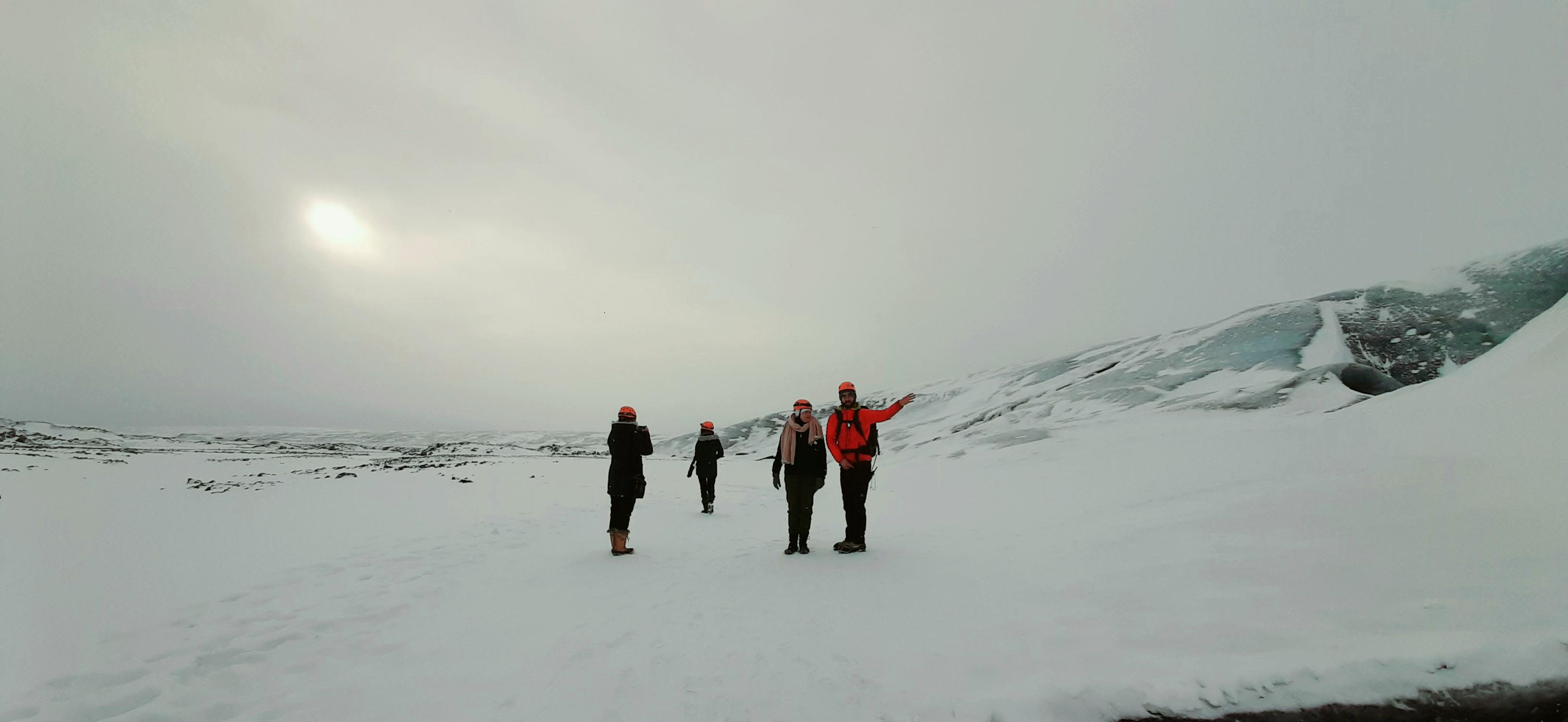 Sapphire Blue Ice Cave, Breiðamerkurjökull, Vatnajökull