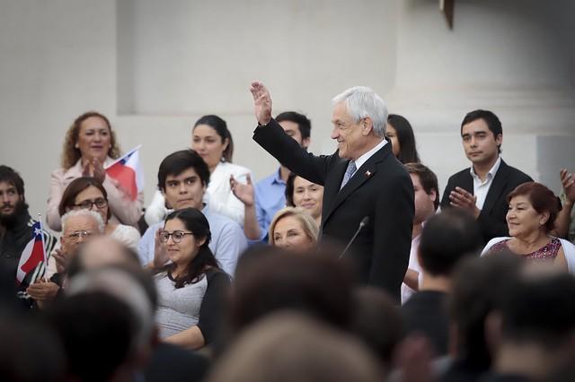 Aniversario 30 años retorno a la democracia. 11.03.20