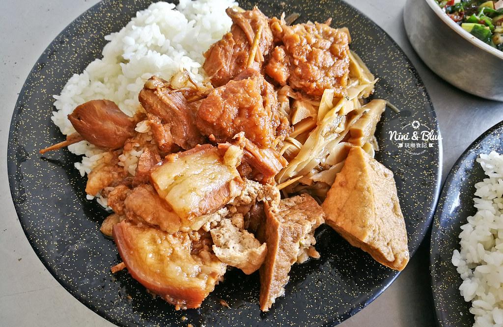 烏日美食 阿春爌肉飯 小吃12