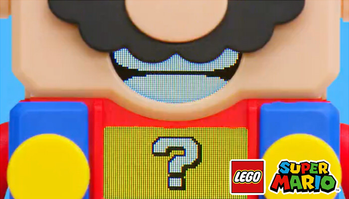 LEGO 瑪利歐登場!樂高官方公布將與任天堂合作推出《超級瑪利歐兄弟》LEGO SUPER MARIO 全新系列商品