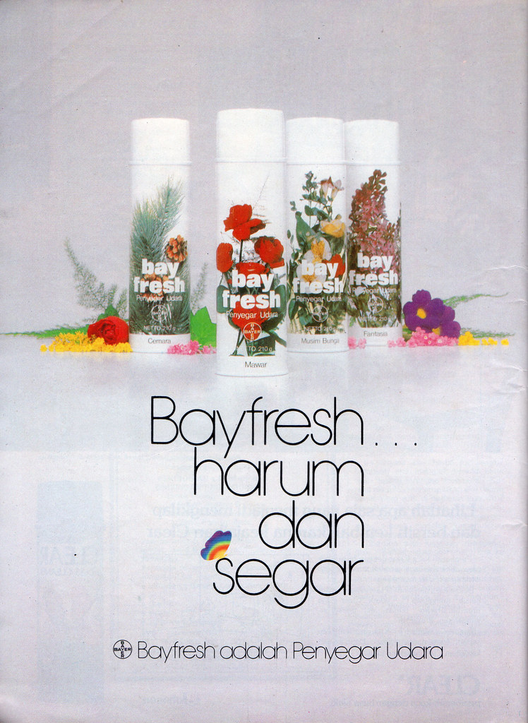 Bayfresh - Femina, 30 November 1982