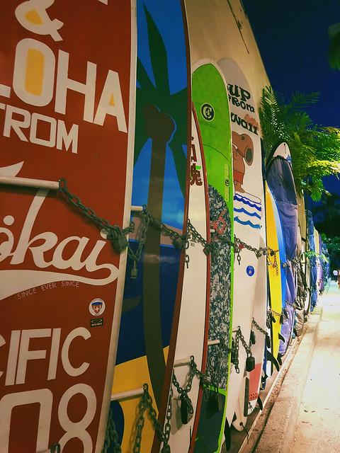 Surf Boardwalk