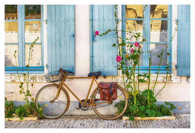Summer bike in France....