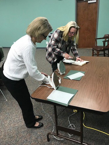 Johnston County Public Library workshop