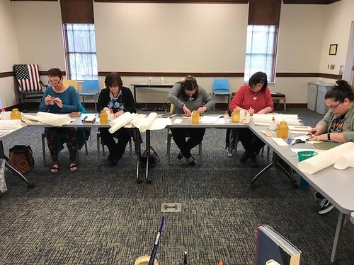Terrell Public Library workshop