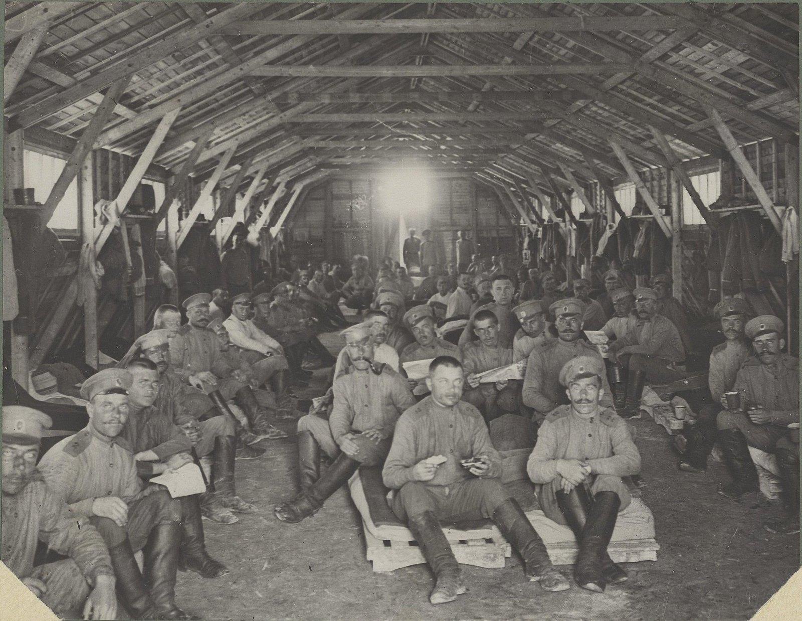Действия авиационного отряда в I мировой войне. Юго-западный фронт. Часть 2