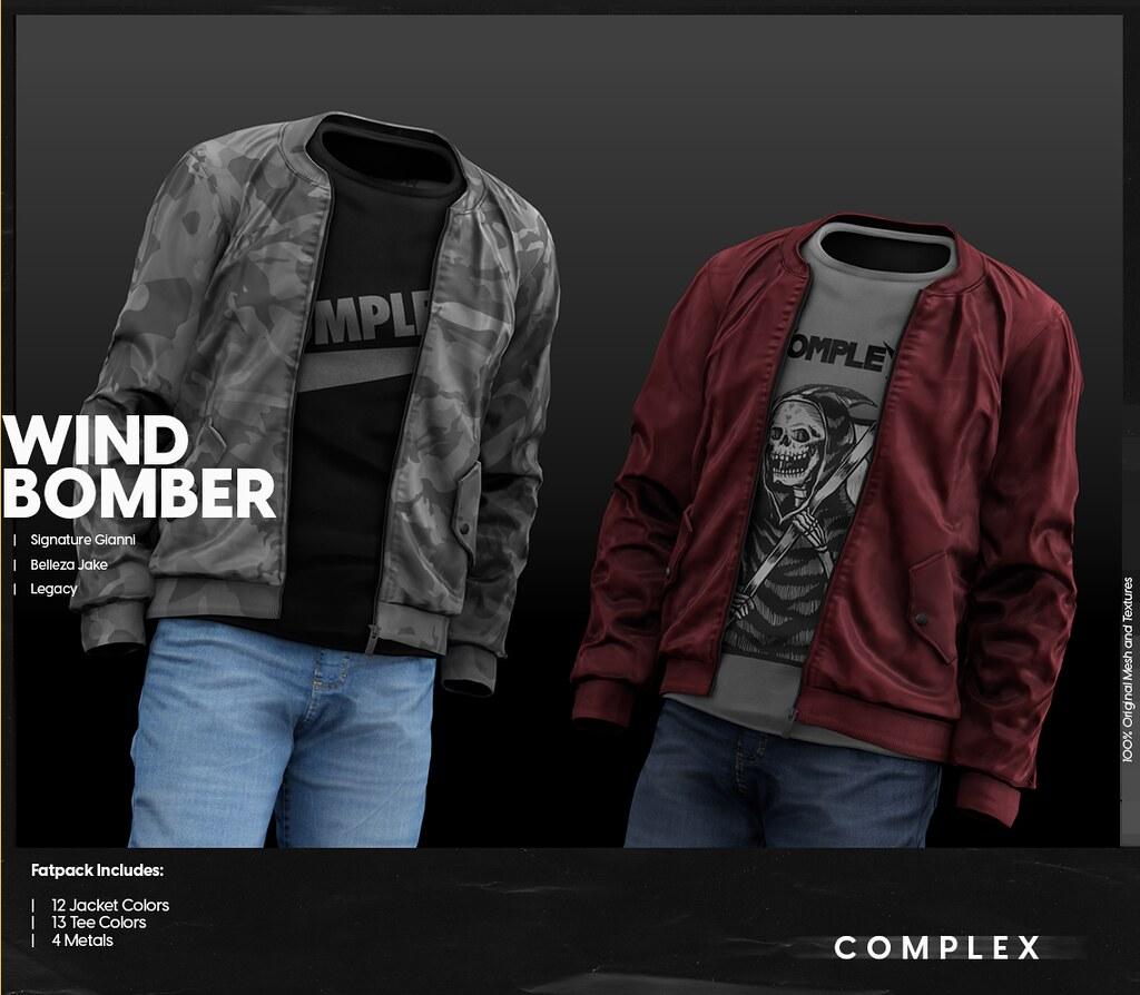 [COMPLEX] WIND-BOMBER