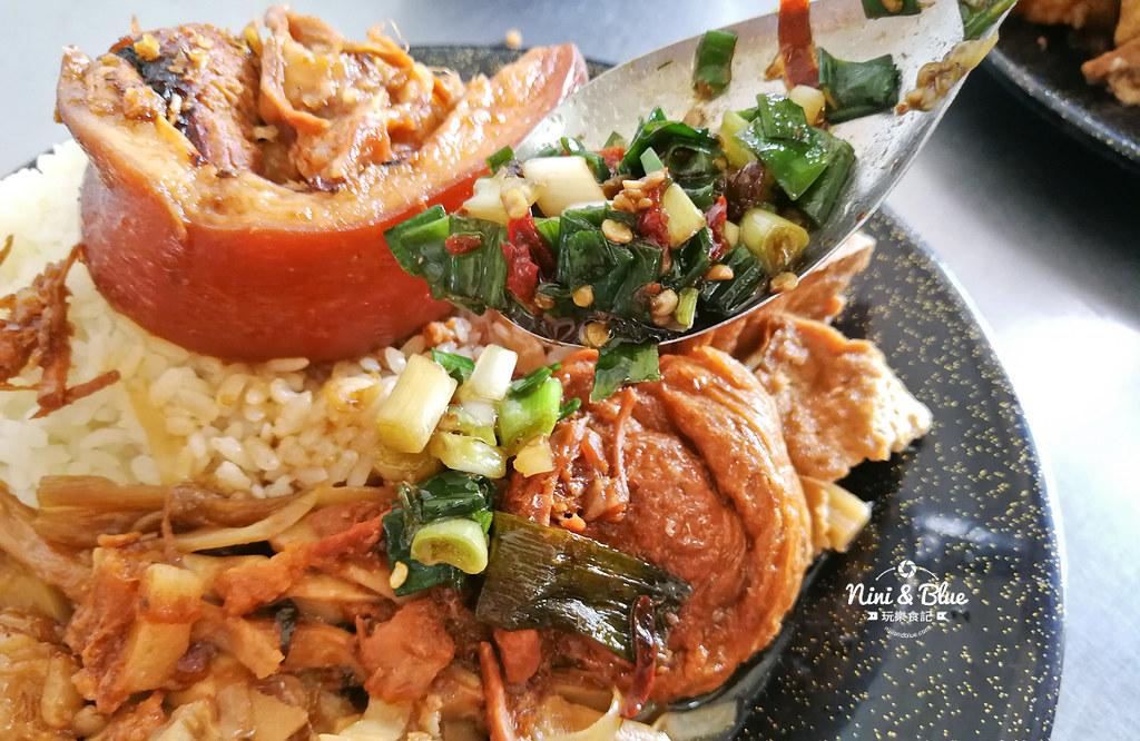 烏日美食 阿春爌肉飯 小吃16
