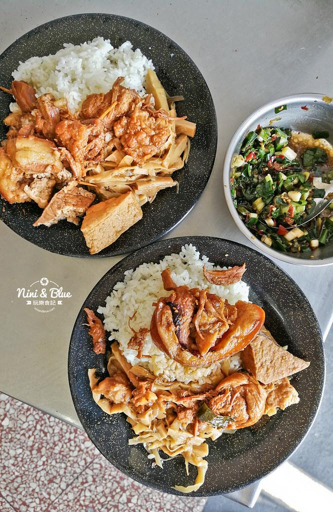烏日美食 阿春爌肉飯 小吃11