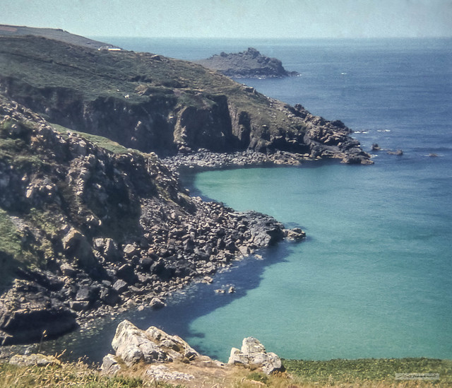 Zennor Cove to Gurnard's Head on the Land's End Peninsula, Cornwall.
