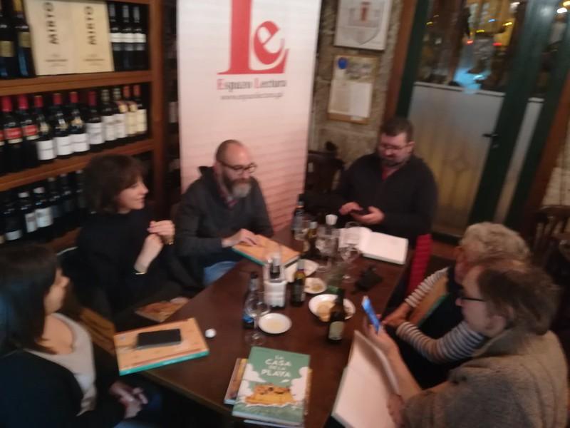 Club Lecturas Debuxadas 18/02/2020