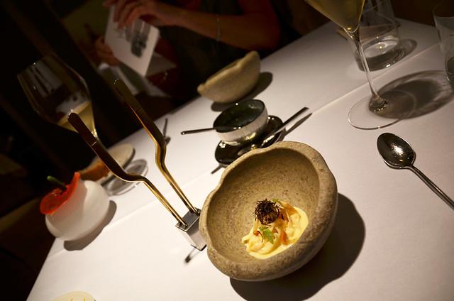 Michelin star dining, El Rincon de Juan Carlos, Los Gigantes, Tenerife