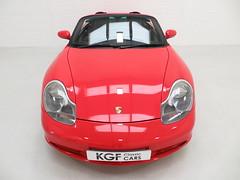 2004 Porsche Boxster 986