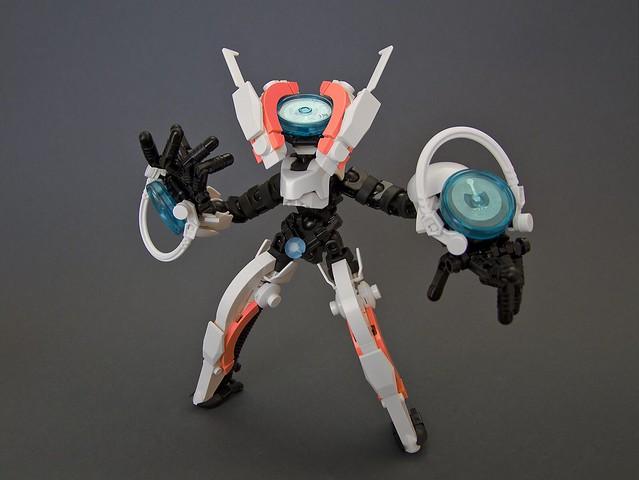 Assault Symbiont Cirrus