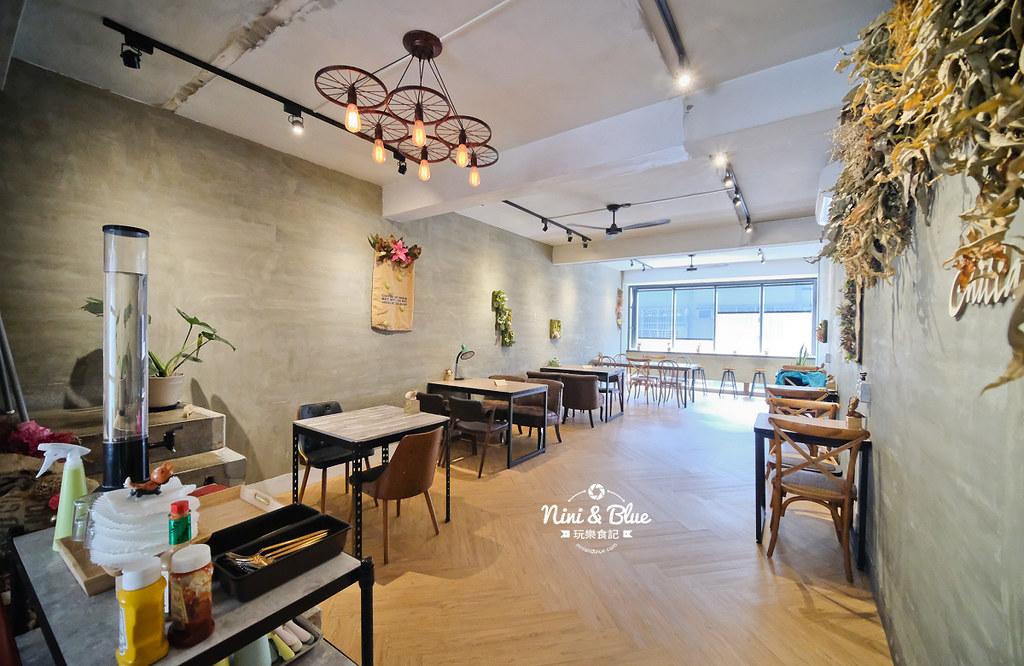 台中早午餐 Chillax 放鬆 菜單04