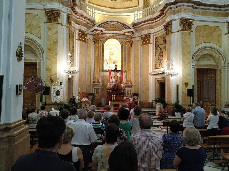 (2019-07-03) 5º Novenario del Cristo - José Vicente Romero Ripoll (3)