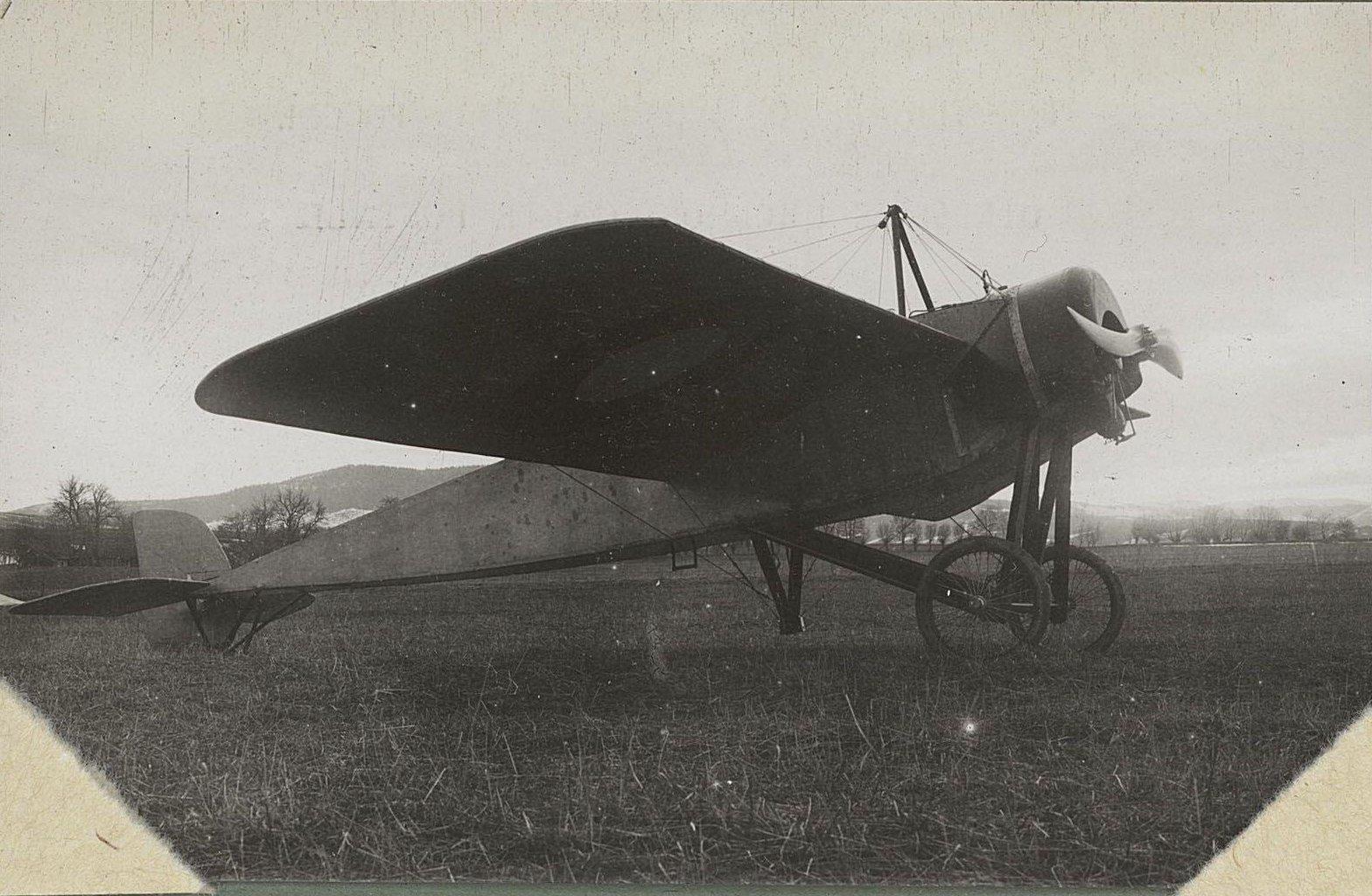 1915. Самолёт Моран