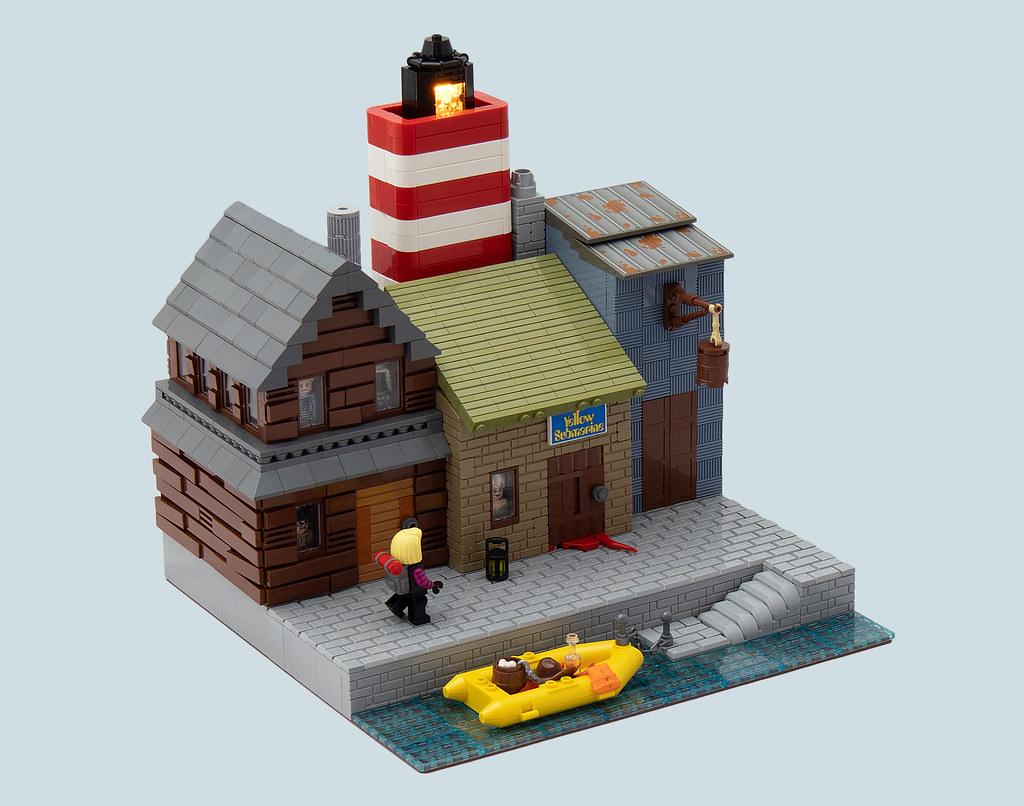 LEGO® MOC by vitreolum: Innsmouth