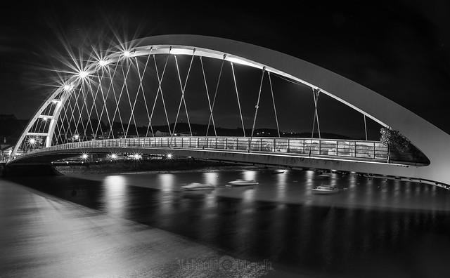 Puente de Plentzia.