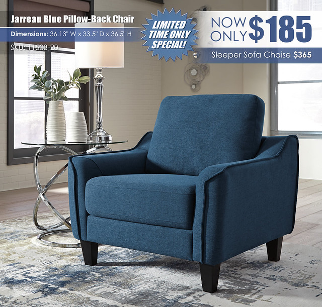 Jarreau Blue Chair_11503-20