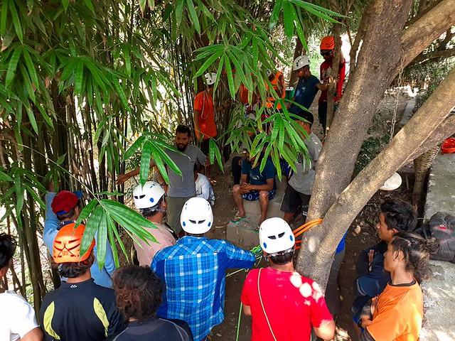 Canyoning Course - Level 1