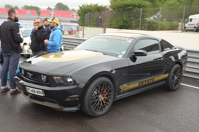 Ford Mustang 5.0 Coyote