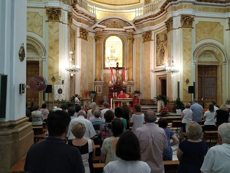 (2019-07-03) 5º Novenario del Cristo - José Vicente Romero Ripoll (2)