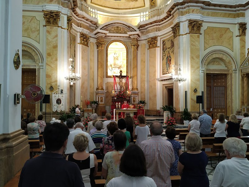 (2019-07-03) 5º Novenario del Cristo - José Vicente Romero Ripoll (1)