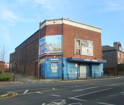 Art Deco Style Former Cinema, Rochdale