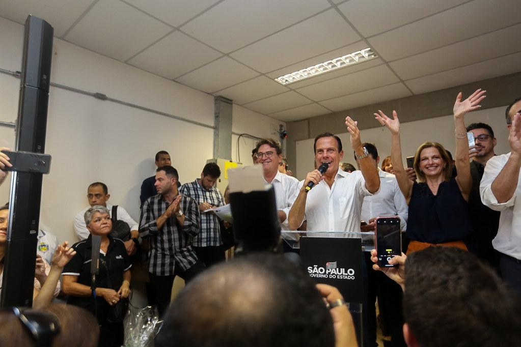 Assinatura. Fundo a Fundo + Descerramento Placas dos CDI em Miracatu