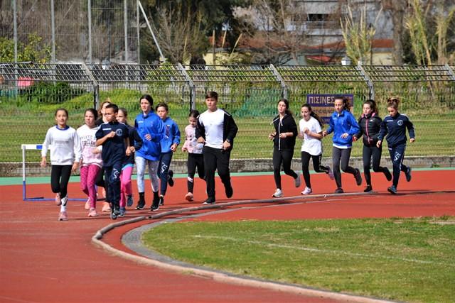 Ο Γυμναστικός Σύλλογος στο Διασυλλογικό Κ14